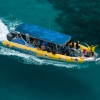 great barrier reef private charters