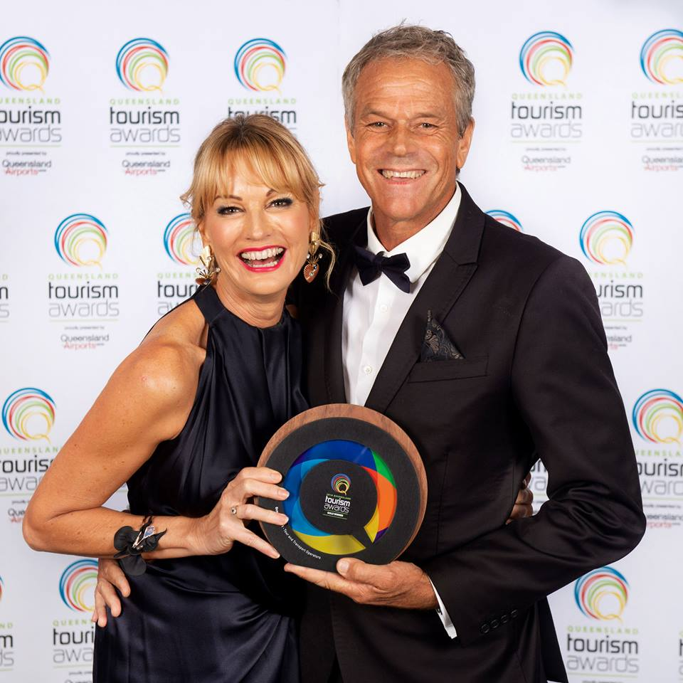 2018 Queensland Tourism Awards